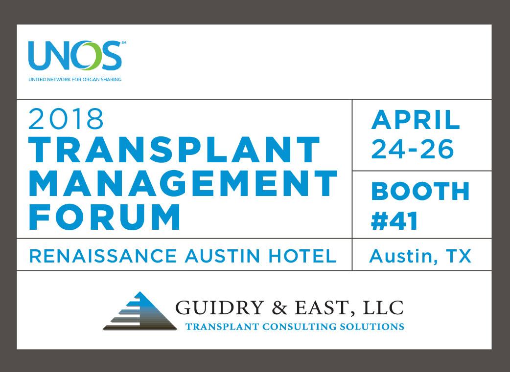 26th Annual Transplant Management Forum